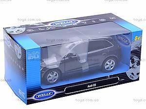 Модель AUDI Q5, масштаб 1:24, 22518W, купить