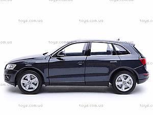 Модель AUDI Q5, масштаб 1:24, 22518W, фото
