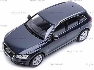 Модель AUDI Q5, масштаб 1:24, 22518W, игрушки