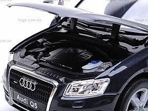 Модель AUDI Q5, масштаб 1:24, 22518W, toys.com.ua