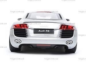Модель AUDI R8, масштаб 1:24, 22493W, отзывы