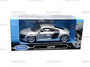 Модель AUDI R8, масштаб 1:24, 22493W, цена