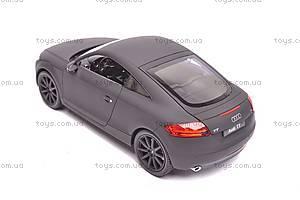 Модель AUDI TT COUPE, масштаб 1:24, 22478MA-W, купить