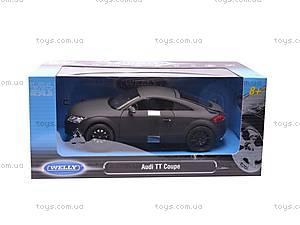 Модель AUDI TT COUPE, масштаб 1:24, 22478MA-W, фото