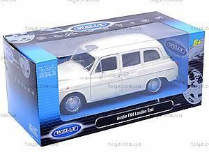 Модель Austin Fx4 London Taxi, 22450W, купить