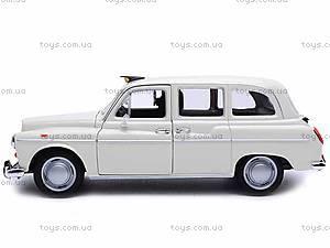 Модель Austin Fx4 London Taxi, 22450W, игрушки