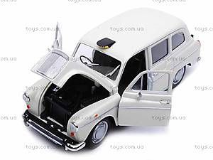 Модель Austin Fx4 London Taxi, 22450W, детские игрушки