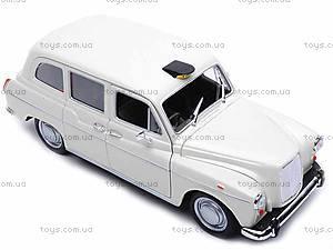 Модель Austin Fx4 London Taxi, 22450W, магазин игрушек