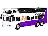 Автобус двухэтажный «Львов», SB-16-21LV, детские игрушки