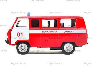 Пожарный автобус «Автопарк», 6402A, купить