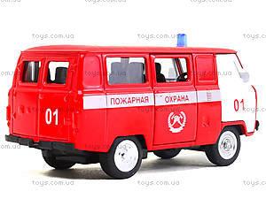 Пожарный автобус «Автопарк», 6402A, фото