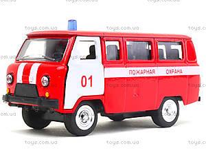 Пожарный автобус «Автопарк», 6402A, отзывы
