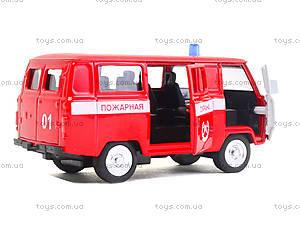 Пожарный автобус «Автопарк», 6402A, цена