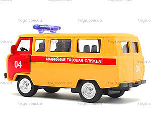 Модель автобуса «Аварийная служба», 6402D, купить