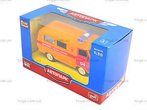Модель автобуса «Аварийная служба», 6402D, цена