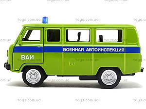 Металлическая модель автобуса «Автопарк», 6402E, купить