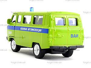 Металлическая модель автобуса «Автопарк», 6402E, фото