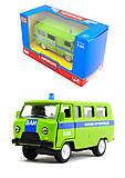 Металлическая модель автобуса «Автопарк», 6402E, отзывы