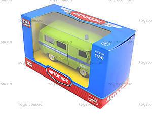 Металлическая модель автобуса «Автопарк», 6402E, цена