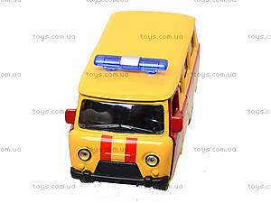 Детский инерционный автобус МЧС, 6402F, отзывы