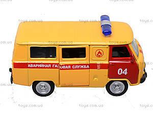 Детский инерционный автобус МЧС, 6402F, цена