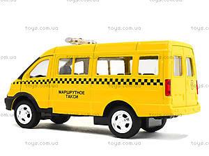 Модель автобуса-такси «Автопарк», 6404C, купить