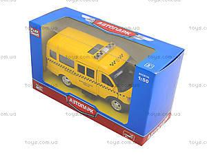 Модель автобуса-такси «Автопарк», 6404C, цена