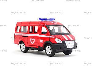 Модель пожарного автобуса «Автопарк», 6404E, отзывы
