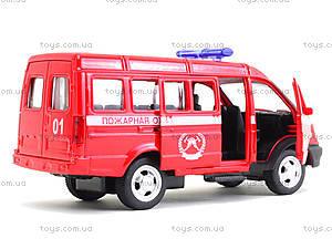 Модель пожарного автобуса «Автопарк», 6404E, цена