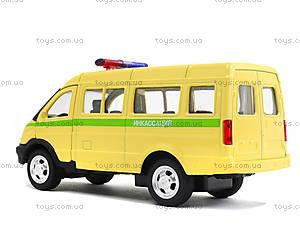 Инерционный автобус «Автопарк», 6404F, купить