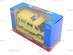 Инерционный автобус «Автопарк», 6404F, фото