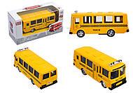Модель инерционного автобуса ПАЗ, 6523-E