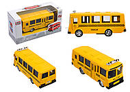 Модель инерционного автобуса ПАЗ, 6523-E, фото