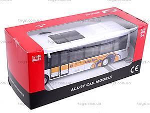 Модель автобуса, 8969-14, фото