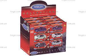 Модель автомобиля 1:60, 58120-24W