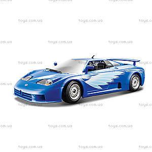 Модель автомобиля Bugatti EB 110, 18-22025