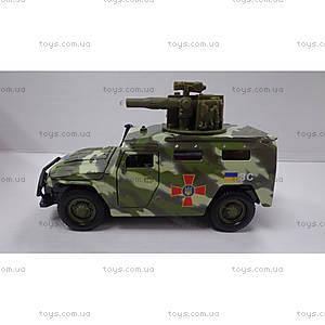 Модель автомобиля ГАЗ «Тигр», CT12-357-G-2