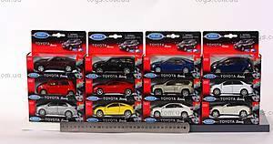 Модель автомобиля, масштаб 1:38, 49720G-3-11