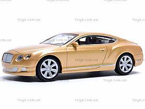 Модель Bentley Continental GT, 44036CW