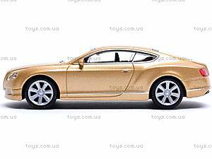 Модель Bentley Continental GT, 44036CW, отзывы