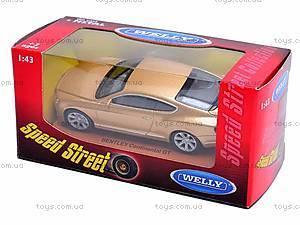Модель Bentley Continental GT, 44036CW, цена