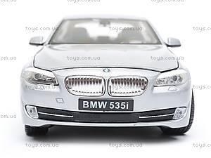 Модель BMW 535I, масштаб 1:24, 24026W, фото