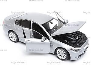 Модель BMW 535I, масштаб 1:24, 24026W, отзывы