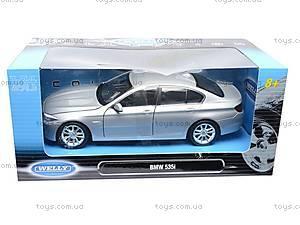 Модель BMW 535I, масштаб 1:24, 24026W, цена