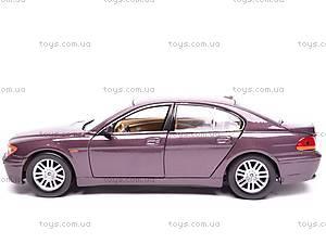 Модель BMW 745i, масштаб 1:24, 22446W, отзывы