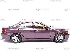 Модель BMW 745i, масштаб 1:24, 22446W