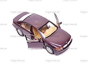 Модель BMW 745i, масштаб 1:24, 22446W, цена