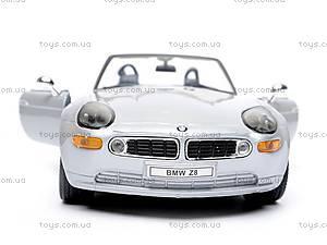 Модель BMW Z8, инерционная, 22084 W, отзывы