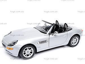 Модель BMW Z8, инерционная, 22084 W, игрушки