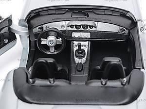 Модель BMW Z8, инерционная, 22084 W, детские игрушки